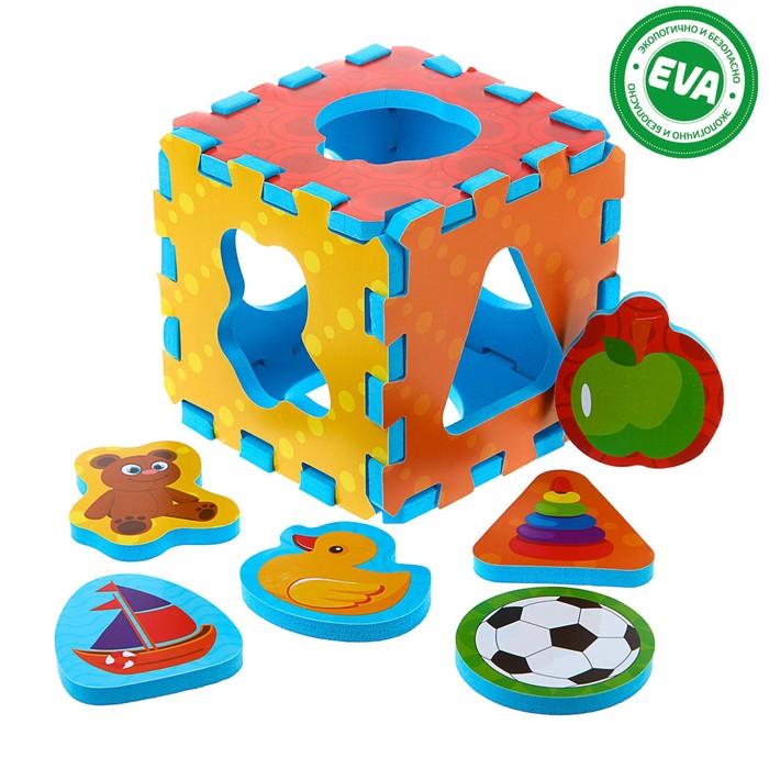 Игрушка для купания «Предметы» - фото 687069256