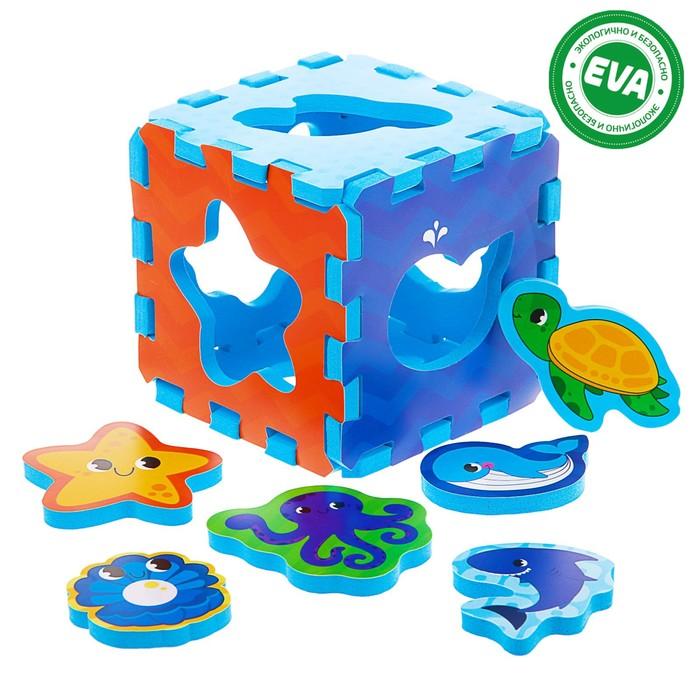 Игрушка для купания «Морские животные» - фото 687069274