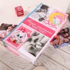 """Подарочный набор """"Малышке"""" фотоальбом 300 фото, бутылочка, соска - фото 105494364"""