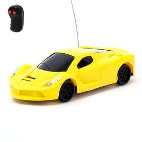 Машина радиоуправляемая «Классика», работает от батареек, масштаб 1:26, МИКС Ош