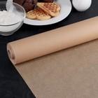 Бумага для выпечки, профессиональная 38 см х 50 м Nordic EB Golden, силиконизированная - фото 308015305