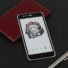 Защитное стекло 2D Innovation для Xiaomi Mi A1, полный клей, черное