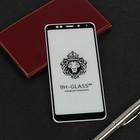 Защитное стекло 2D Innovation для Xiaomi Redmi 5 Plus, полный клей, черное