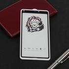 Защитное стекло 2D Innovation для Xiaomi Mi Mix 2S, полный клей, черное
