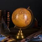 Сувенир глобус «Карта»