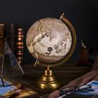 """Сувенир глобус """"Поиск"""" 20х20х33 см"""