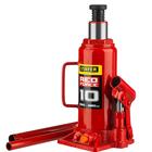 "Домкрат STAYER ""RED FORCE"" 43160-10, гидравлический, бутылочный, 10т, 230-460 мм"