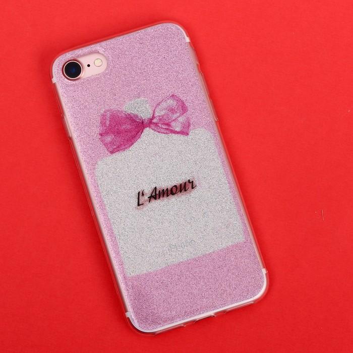 Чехол для телефона iPhone 7 L`Amour, 6.5 × 14 см