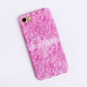 Phone case for iPhone 7 Beautiful, soft touch 6.5 × 14 cm