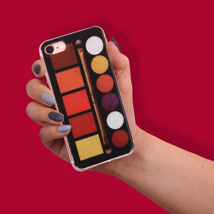 Чехол для телефона iPhone 6, 6S, 7 Beauty, 6.5 × 14 см