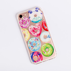Чехол для телефона iPhone 6, 6S, 7 Donut, 6.5 × 14 см