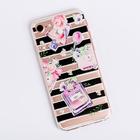 Чехол для телефона iPhone 7 Pretty girl, 6.5 × 14 см