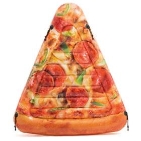 Матрас для плавания «Пицца», 175 х 145 см, 58752EU INTEX