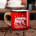 """Enamel mug """"Perm"""", 350 ml"""