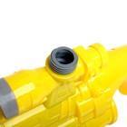 Водный пистолет «Миниган», с накачкой - фото 105640269