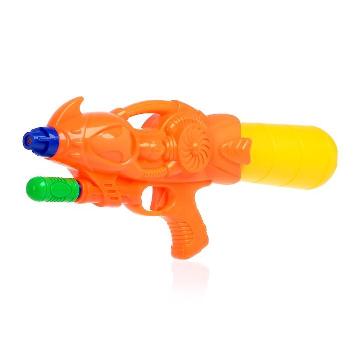 Водный пистолет «Облако», с накачкой