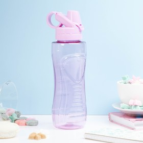 "Бутылка для воды ""Баунаталь"" 600 мл, с кольцом, 8х23 см, микс в Донецке"