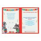"""Набор """"Выпускнику детского сада"""" орден + диплом"""