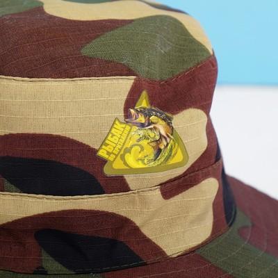 Шляпа «Рыбак по призванию», камуфляж
