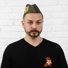 """Карнавальный набор """"Наша Победа!"""" пилотка+брошь+ремень"""