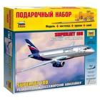 Сборная модель «Самолёт SuperJet 100» - фото 106207192