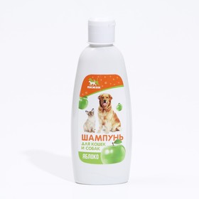 "Shampoo ""Dude"" for cats and dogs, with the scent of Apple, 250 ml"