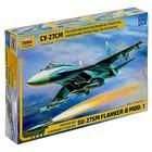 Сборная модель «Самолет Су-27SM»