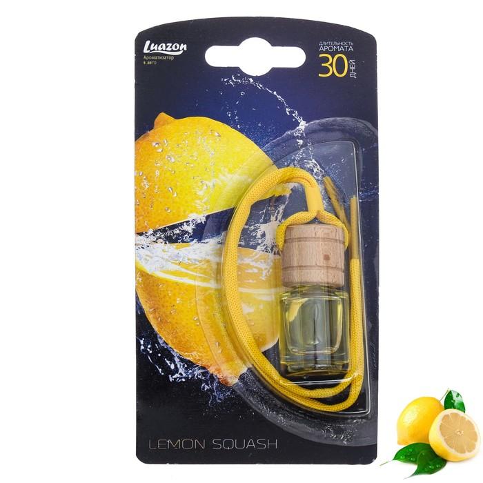 """Ароматизатор для авто """"Lemon squash"""", лимон"""