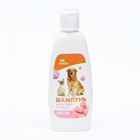 Шампунь 'Пижон'  для кошек и собак, с ароматом Bubble Gum, 250 мл Ош