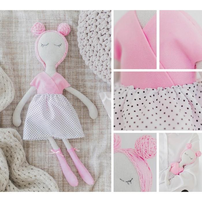 Интерьерная кукла «Хару», набор для шитья, 18 × 22.5 × 2 см - фото 100623