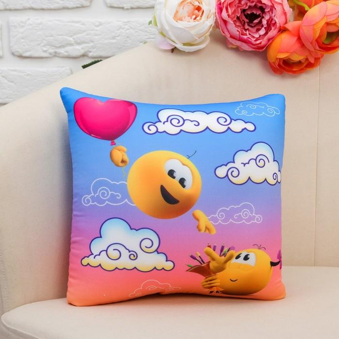 """Игрушка-подушка антистресс """"Воздушная любовь"""""""