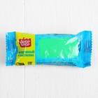 Воздушный пластилин 45 мл. в пакете ,цвет зелёный