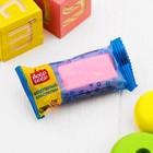 Воздушный пластилин 45 мл в пакете, цвет розовый