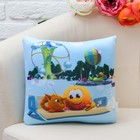 """Toy-pillow-stress """"a walk in the Park"""""""