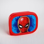 """Ланч-бокс прямоугольный 150 мл """"Человек-паук"""", Человек-паук"""