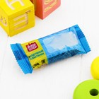 Воздушный пластилин 45 мл в пакете, цвет голубой