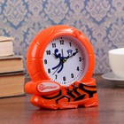 "Alarm clock ""Basketball"", 14х12 cm mix"