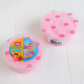 Шариковый пластилин застывающий 80 мл, розовый Ош
