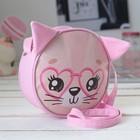 Сумка детская, цвет розовый