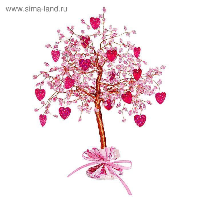 """Набор для творчества """"Деревце любви"""" Бисерное дерево"""