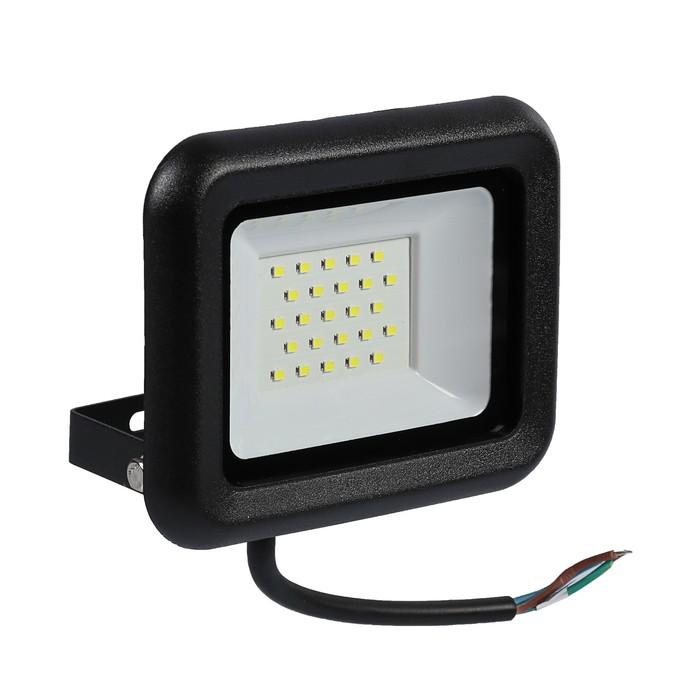Прожектор светодиодный ASD СДО-7-30, 30 Вт, 160-260 В, 6500 К, 800 Лм, IP65