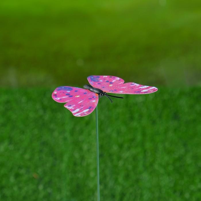 """Штекер для комнатных растений """"Бабочка"""" 30*5*7 см"""