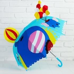 Зонт детский фигурный «Цирк»