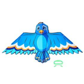 Воздушный змей «Птичка», с леской