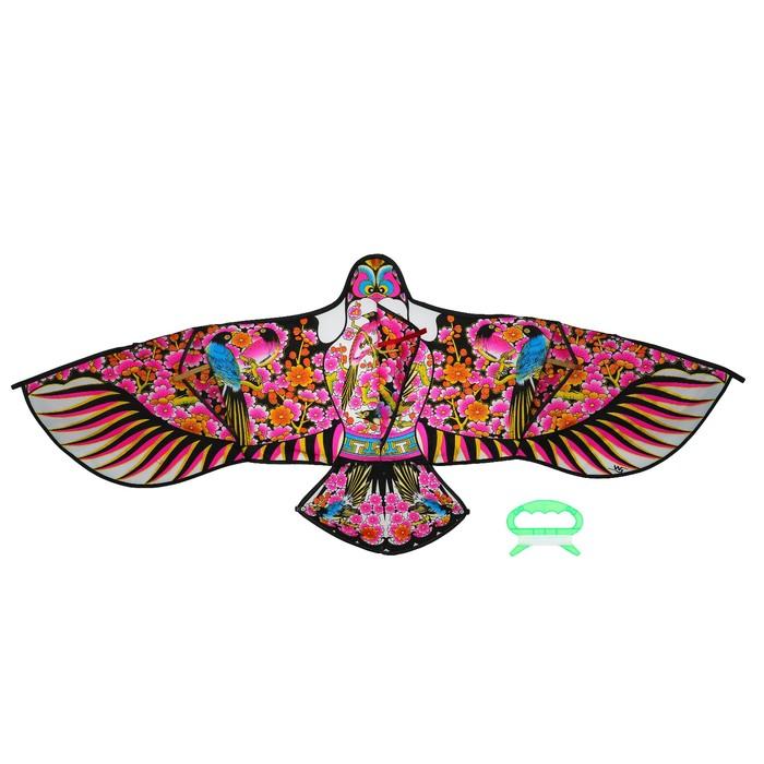 """Воздушный змей """"Жар-птица"""" с леской"""