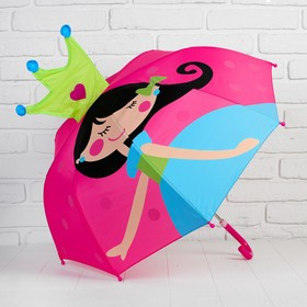 "Umbrella child figure ""Princess"""