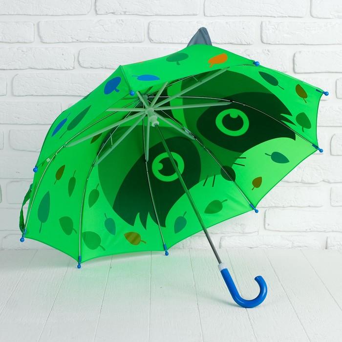 """Зонт детский фигурный """"Енот"""""""