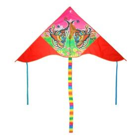 Воздушный змей «Бабочки», с леской