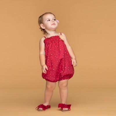 Песочник для малыша, рост 74 см, цвет малиновый