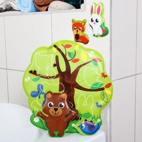 Игрушка для купания «Лесные зверята»